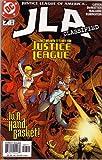 JLA (JUSTICE LEAGUE OF AMERICA): CLASSIFIED, #7