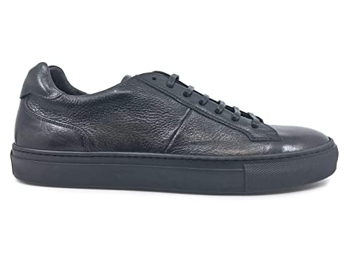 In Grigio Corvari Sneaker Pelle Uomo 8659 ScuroMainappsAmazon it e9EIDW2HY