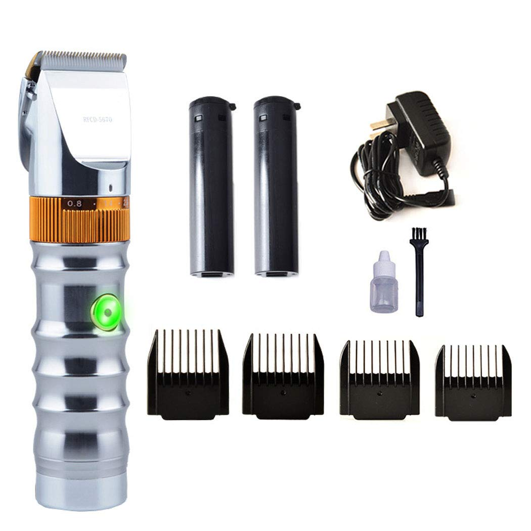 MLMHDD Power Generation Push Shaving Head Electric Razor Hair Clipper Adult Hair Clipper Shaver