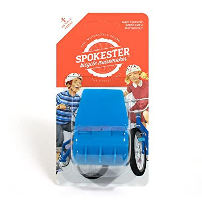 SPOKESTER Playtrix Bicycle Noise Maker - Makes Your Bike