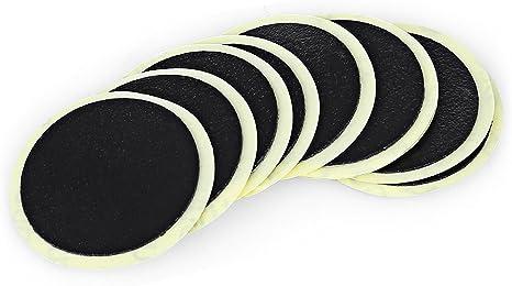 10pcs BICICLETA interior neumáticos tubo no-glue parche de goma ...