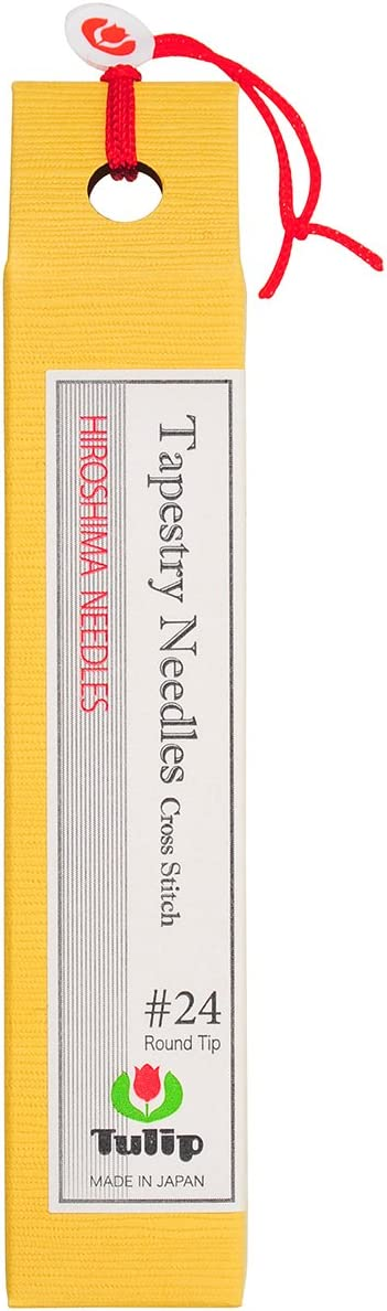 Sewline Tulip Tapestry Needles Cross Stitch, Size-24, 6-Pack