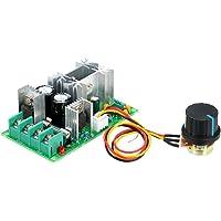 Docooler DC 12V 24V 36V 48V 20A Motor Speed Controller PWM Speed Regulator 0~100% Adjustable