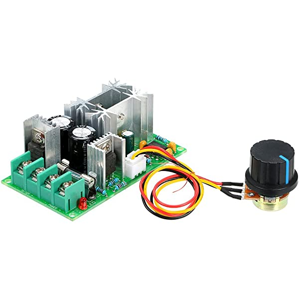 1310# DC 6V 12V 24V 28V 3A Motor Speed Control Switch Controller