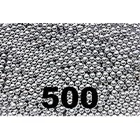 BC Precision 500CT Plata Chapado en Zinc Metal BBS 4,5mm (177Cal)
