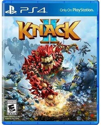 Knack 2 - PlayStation 4 (PS4): Amazon.es: Videojuegos