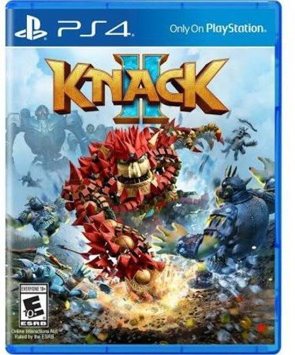 Knack 2 - PlayStation 4 (A Couch 2017 Win)