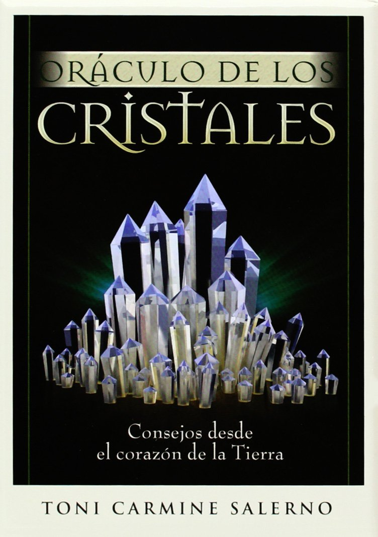 Oraculo De Los Cristales (+Cartas): Amazon.es: VV.AA ...