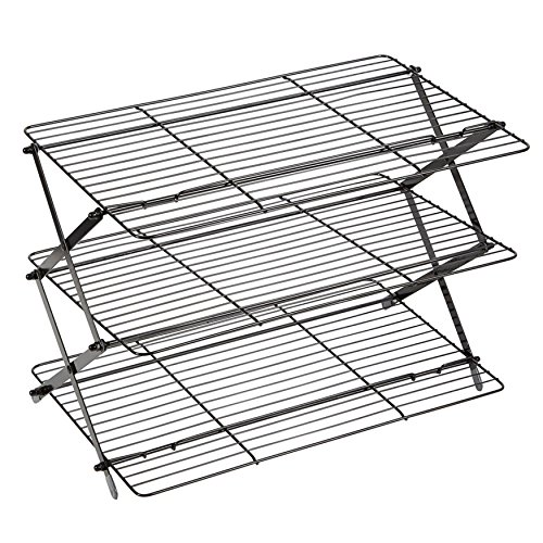 Wilton 3-Tier Folding Cooling Rack