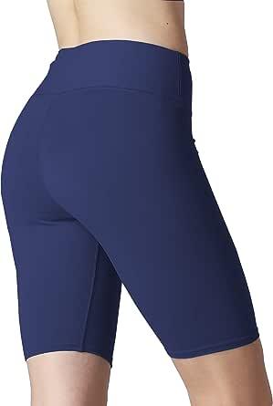 Harewom Stretch Biker Shorts for Women Jogger Yoga Gym Exercise Summer Spandex Short Leggings Girdle