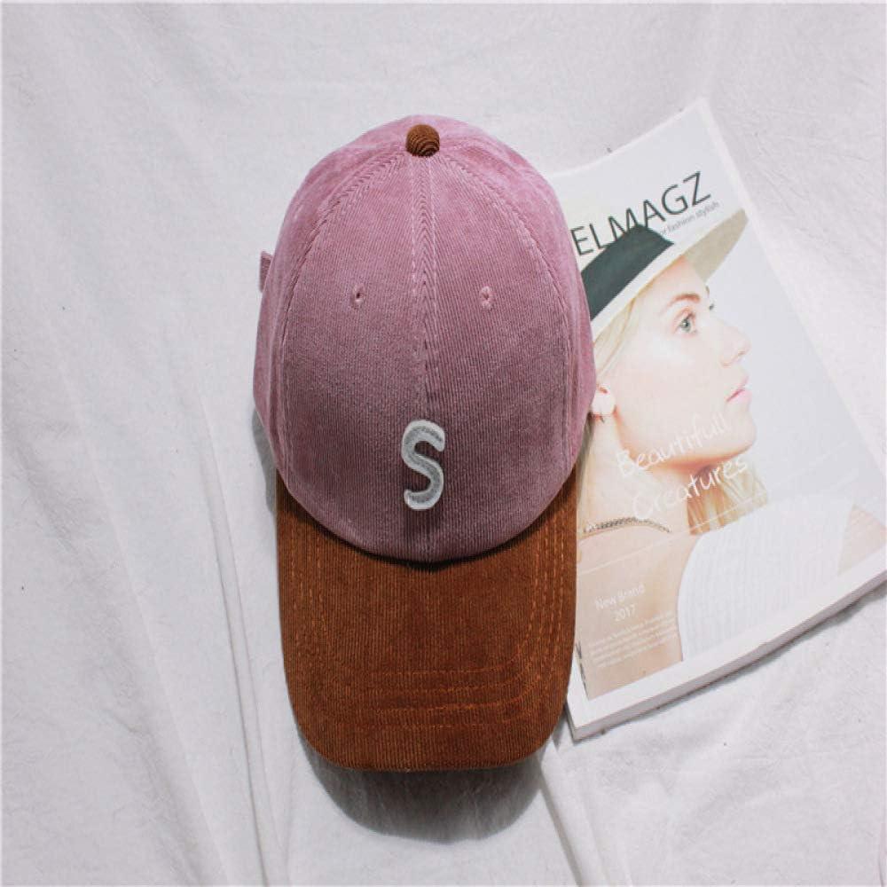 sdssup Costura en Contraste Color Pato lengüeta Gorra de béisbol ...