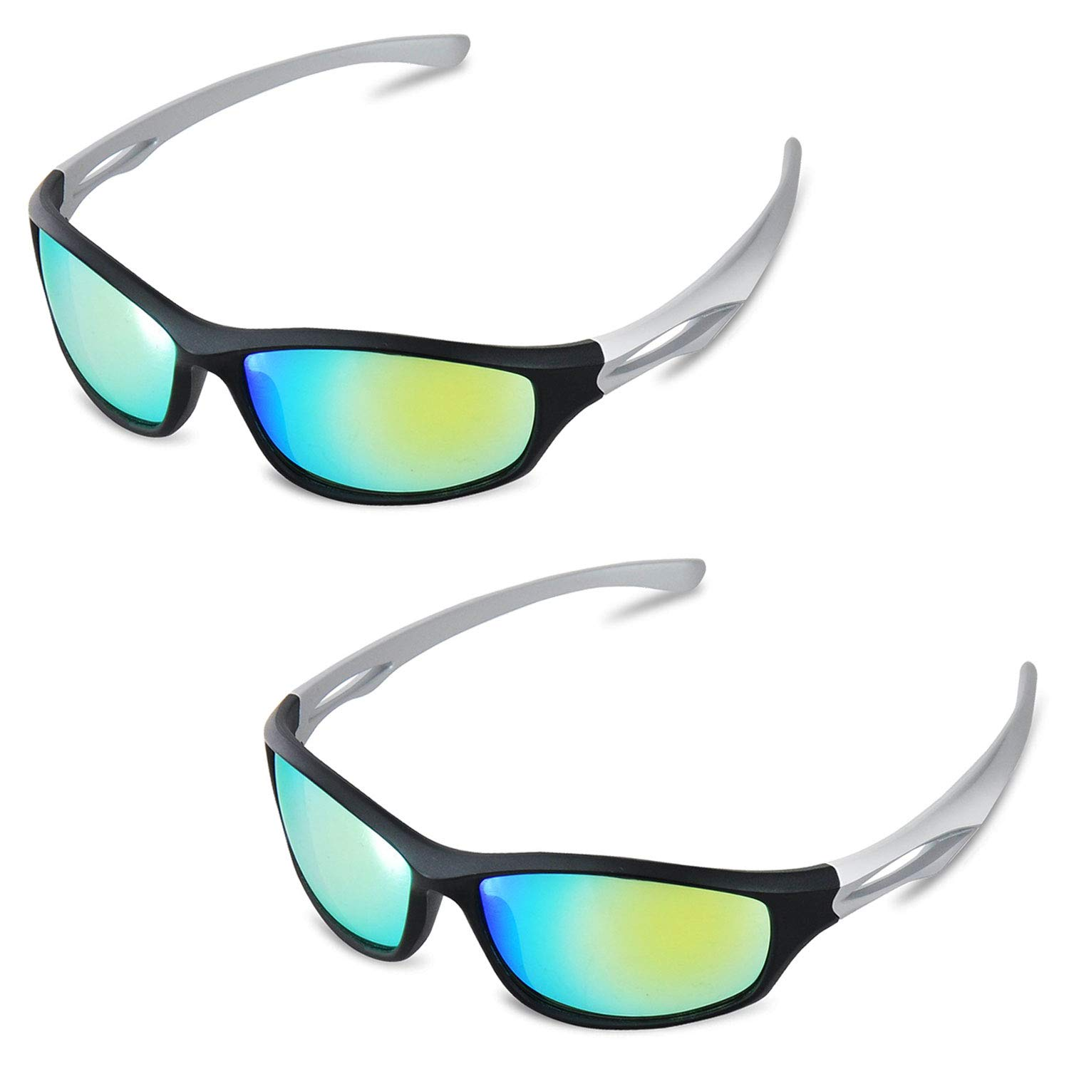 60692440e6 Amazon.com   iPower 2-Pack Indoor Hydroponics LED Grow Room Light Glasses  Goggles Anti UV Reflection Visual Optical Protection (UV400)   Garden    Outdoor