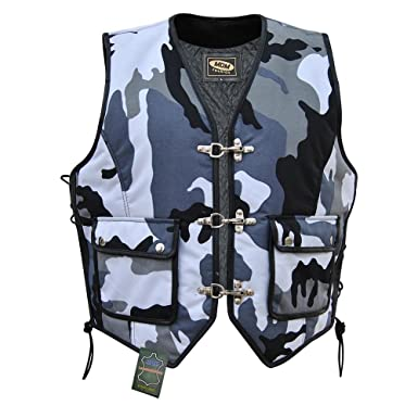 coupon code performance sportswear new products Fabric Men Jacket Gilet Biker Custom Camouflage s Camouflage ...