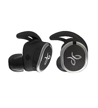 fb24bc8c9ee Jaybird Run - Auriculares inalámbricos Deportivos (Bluetooth 4.1, iOS y  Android) Color Jet Negro: Logitech: Amazon.es: Electrónica