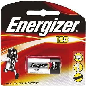 Energizer Battery 123CR (BP-1)