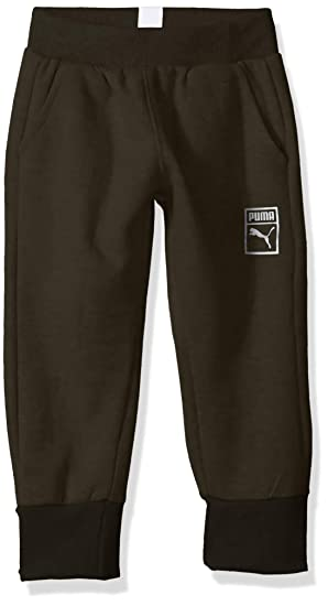 5d0e06140d0b Amazon.com  PUMA Toddler Boys  Fleece Joggers