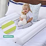 Bed Rails Bumpers for Toddlers, (2-Pack) Olarhike