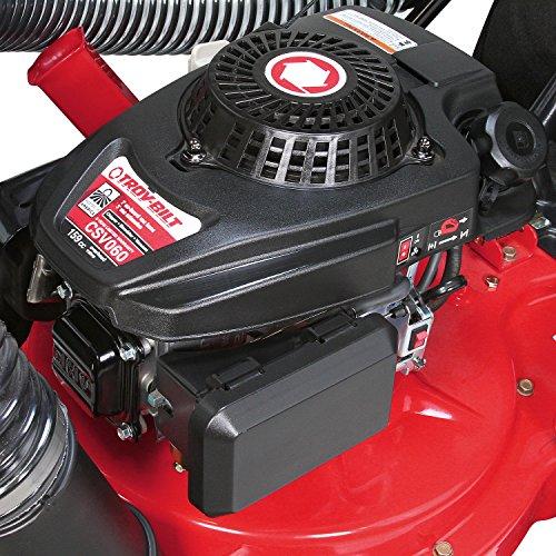 Troy-Bilt 24A-06MP766 159cc Push 3-in-1 Chipper Shredder Vac