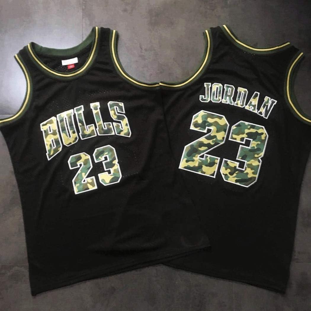 Verakee NBA Bulls # 23 Michael Jordan Deportes Camisas Chalecos ...