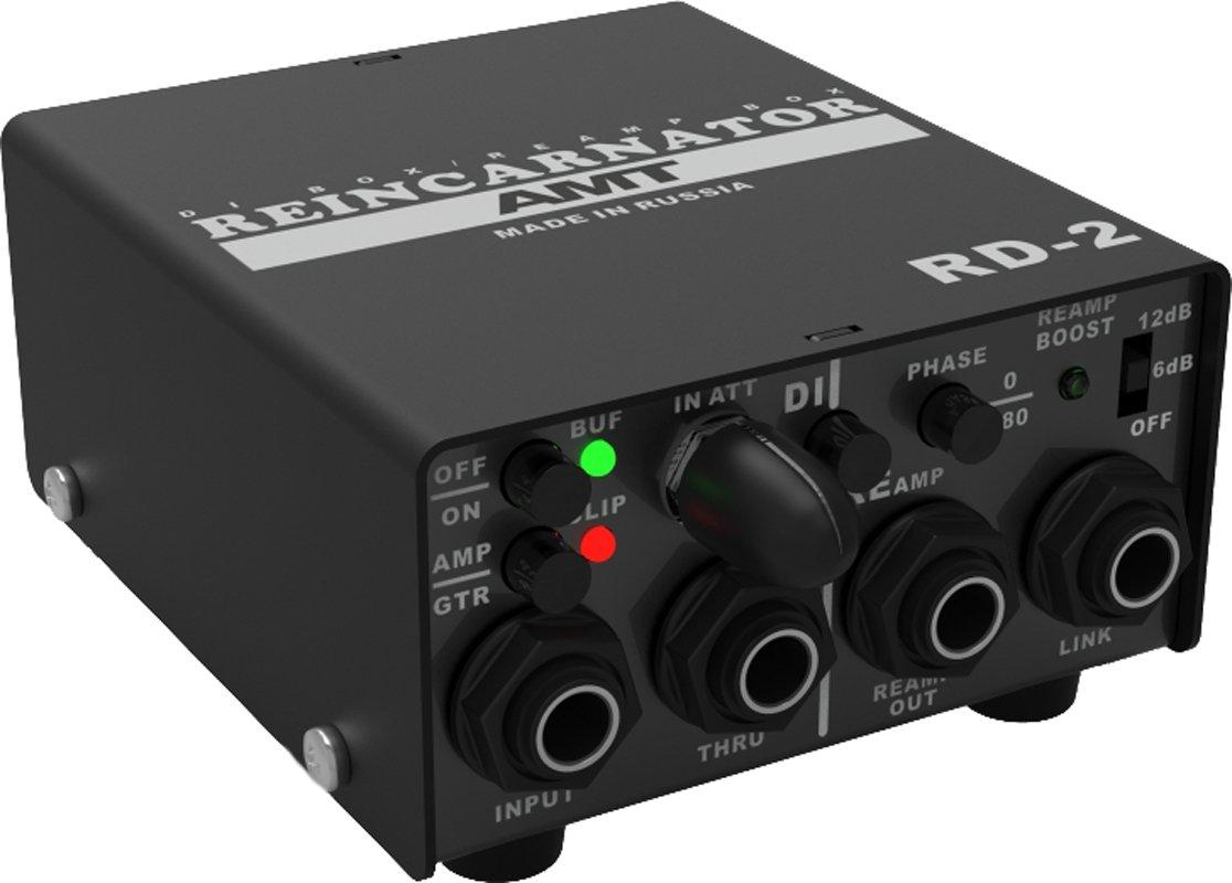 AMT Reincarnator RD-2 Direct Box Plus + Reamp Box