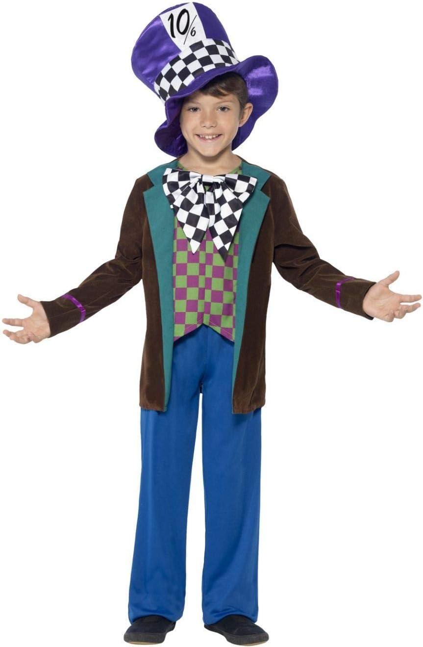 Fancy Dress World 42842 - Disfraz de Sombrero para niños, Ideal ...