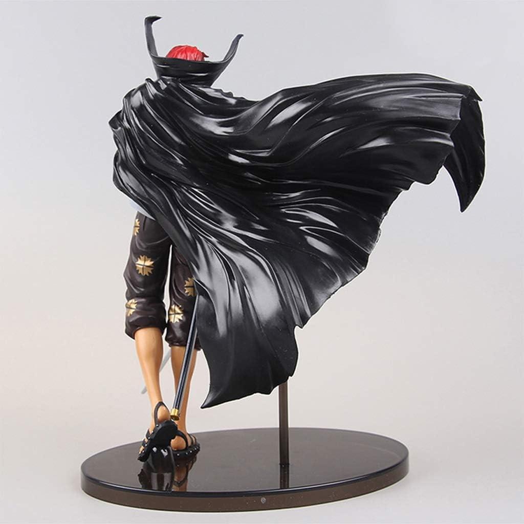 Siyushop Figurine du Monde One Piece Colosseum Vol.2 Figure Haut 7.8 Pouces Statue de Shanks Figure