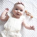 Viworld Infant Baby Girl Twins Bodysuit Sleeveless