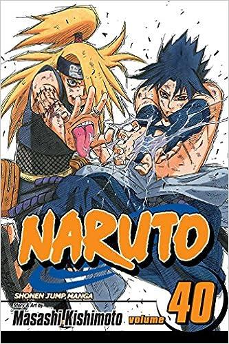 Naruto 40: v. 40: Amazon.es: Masashi Kishimoto: Libros en ...