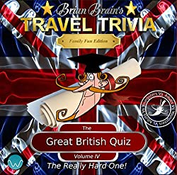 Brian Brain's Great British Quiz Vol IV - The Really Hard One