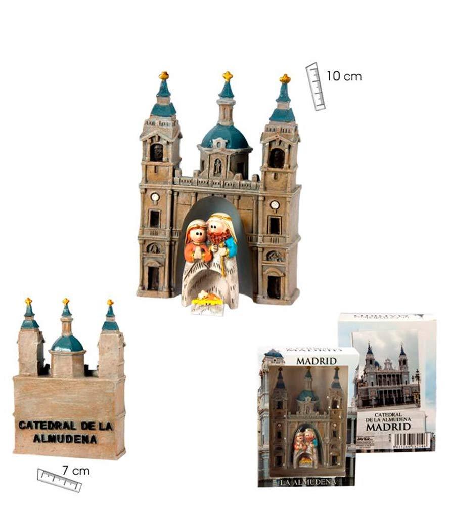 ZINGS Nacimiento Mini en la Catedral de la Almudena: Amazon.es: Hogar