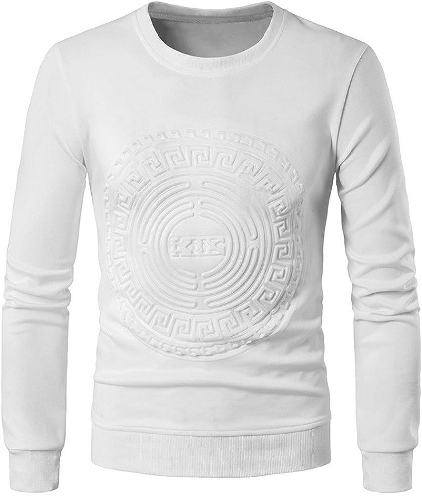 Hingpy - Camiseta Interior de Manga Larga para Hombre Blanco M: Amazon.es: Ropa y accesorios