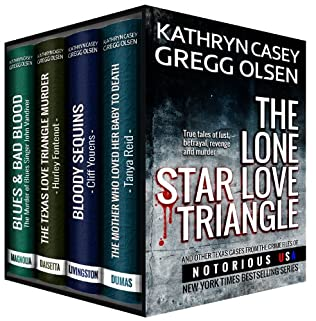 book cover of The Lone Star Love Triangle
