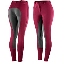 HORZE Pantalones para Montar con Asiento Completo