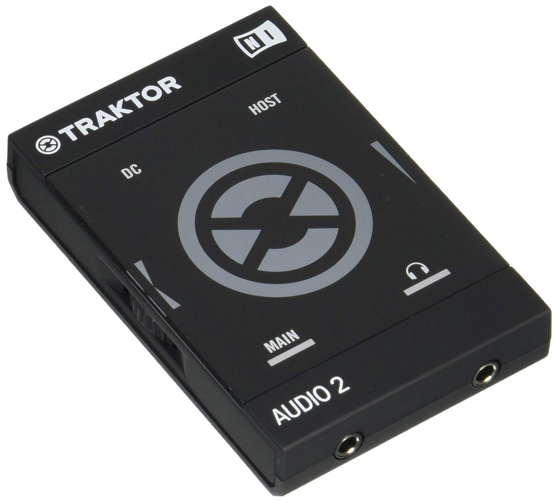 Native instruments AUDIO2MK2 - Traktor audio 2 mk2 tarjeta sonido ...