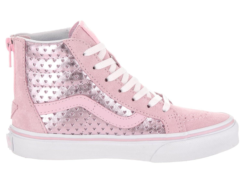 pink vans kids