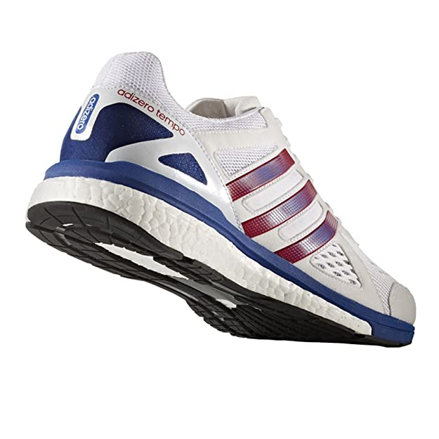 adidas Adizero Tempo AKTIV Running Shoes - SS17-7.5: Amazon.co.uk: Shoes &  Bags