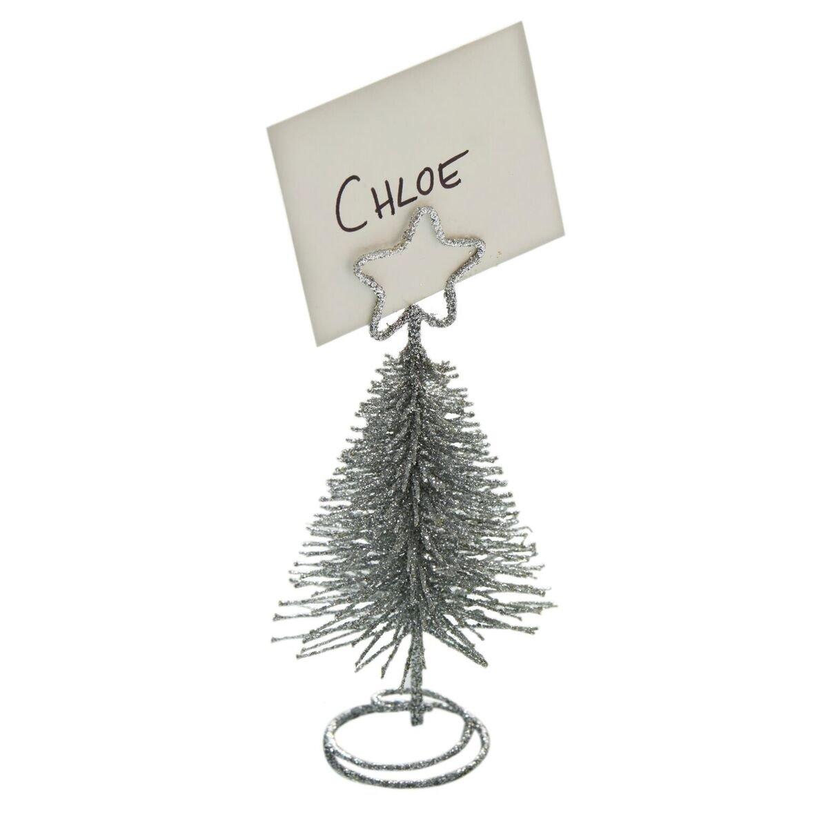Amazon.com: Christmas Place Cards & Holders Rustic Christmas Decor ...