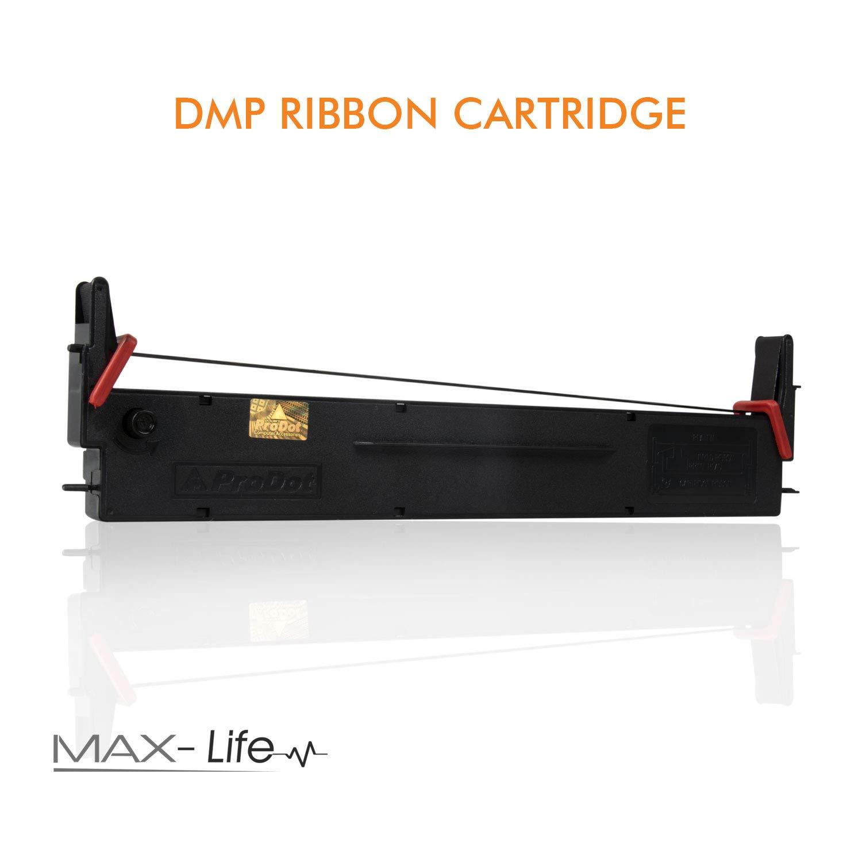 Prodot Epson Lx 800 Compatible Dmp Ribbon Cartridge For Lx310 Dotmatrix Printers Computers Accessories