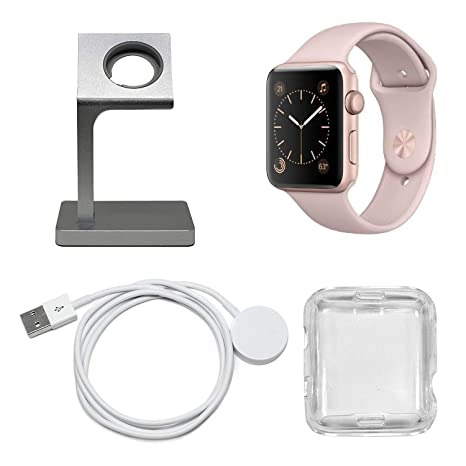 Amazon.com: Apple Watch Series 1 Smartwatch Plus soporte de ...