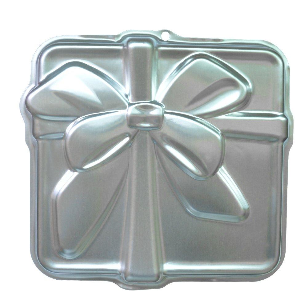 GXHUANG Aluminum Alloy Cake Baking Mold Springform Pan (Gift Box)