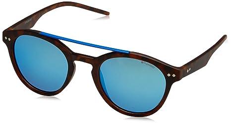 Polaroid Sonnenbrille » PLD 6030/S«, braun, N9P/5X - braun/blau
