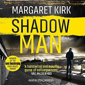 Shadow Man Audiobook