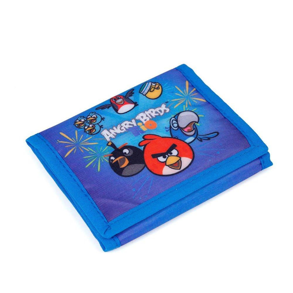 P A S O , Portafogli Bambino Blu blau 13 x 10 x 1,5 CM
