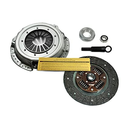 Amazon.com: EFT PREMIUM CLUTCH KIT ISUZU AMIGO TROOPER PICKUP 1.8L 1.9L 2.2L DIESEL 2.3L: Automotive