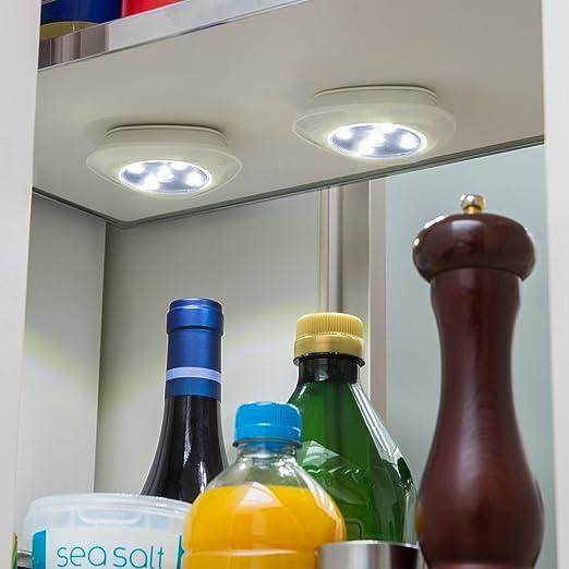 batteriebetriebene LED-Lichter. ferngesteuerte Jml Dreifach hell