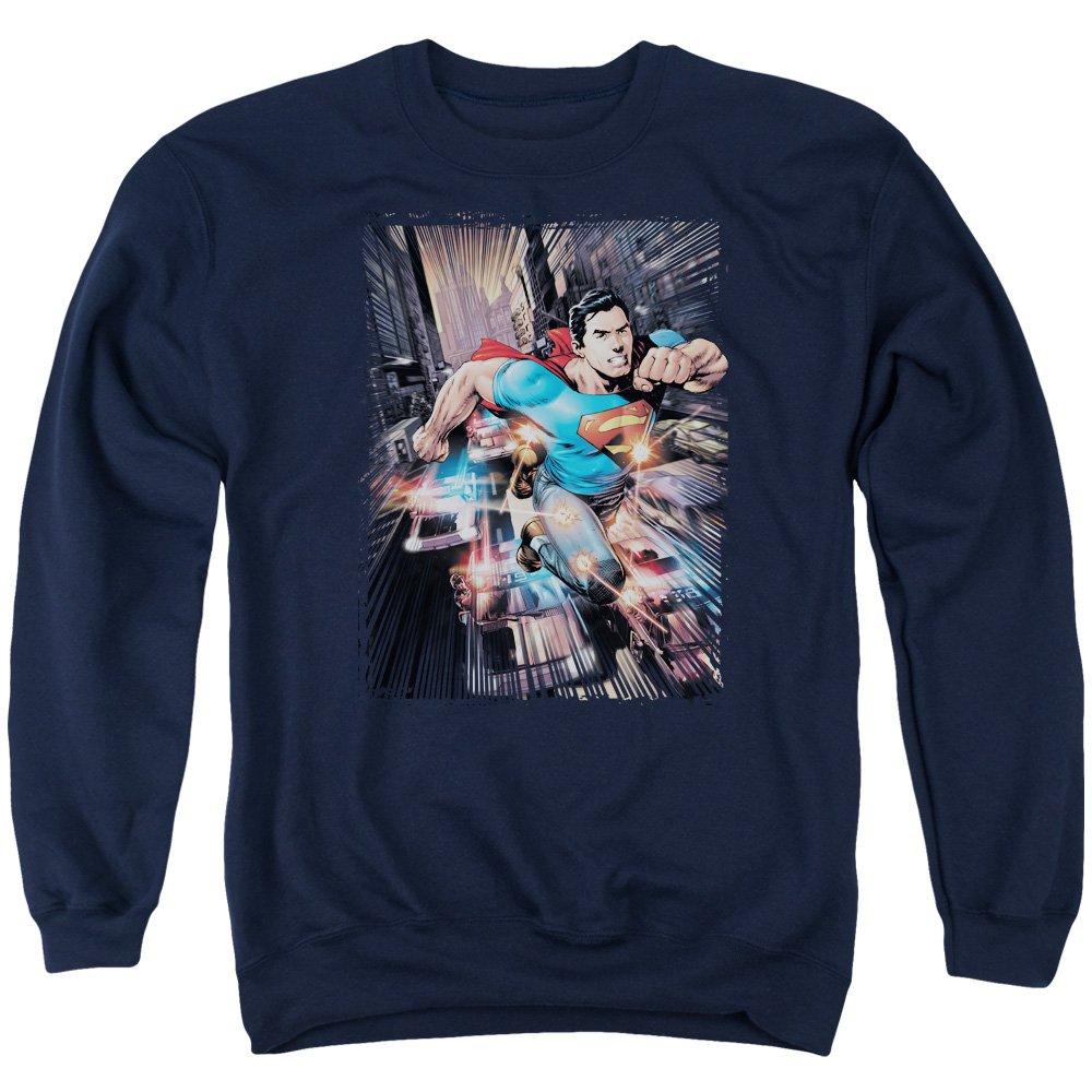 MMM Merchandising Superman Mens Action Comics #1 Sweater