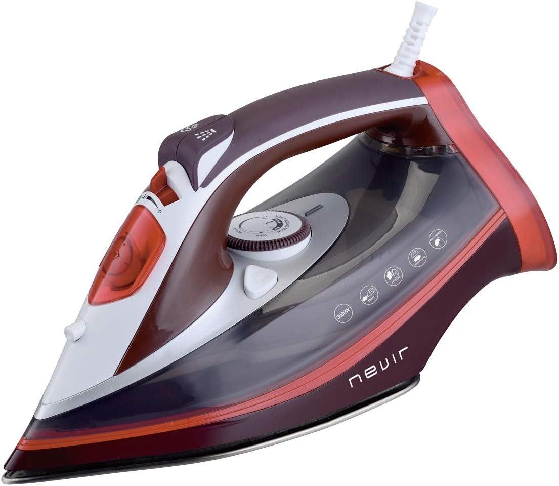 Nevir NVR-3586 PA Plancha a vapor, 3000 W
