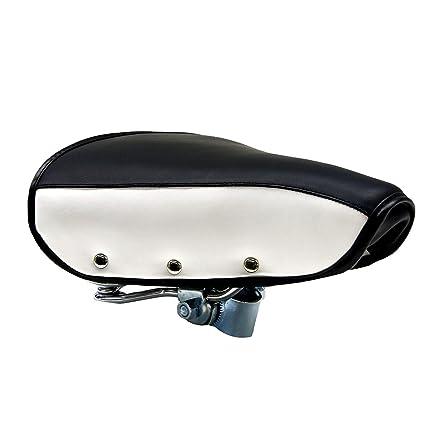 PLAYDO Bike Saddle Comfort Bicycle Cycling Seat Men Women Soft Wide Cushion Pads