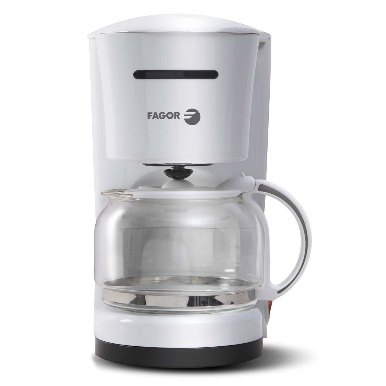 Fagor CG-512 Cafetera goteo, 870 W, 10-12 tazas 1.25 litros ...
