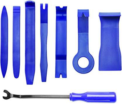 10 IN 1 Universal Auto Trim /& Molding Clip Release Tool Dash Door Window Body